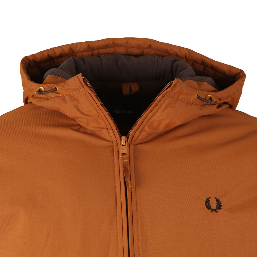 Quilted Hooded Brentham main image