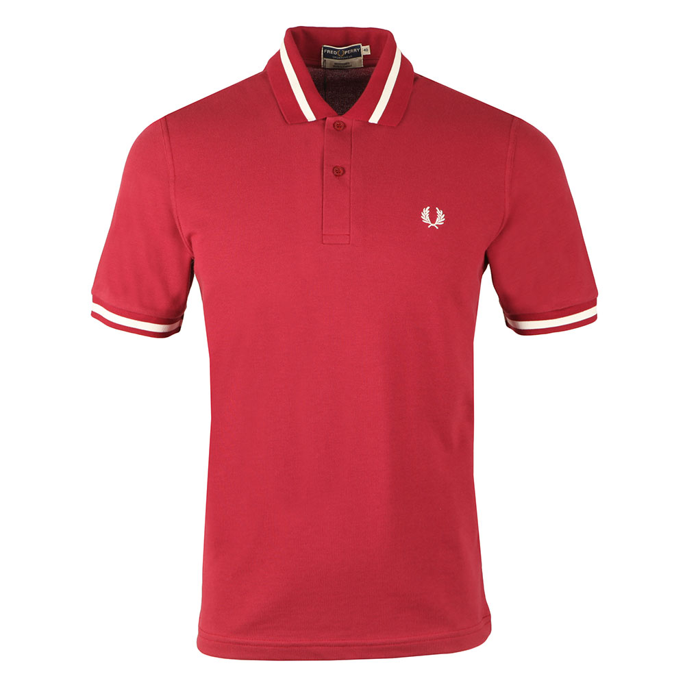 S/S Single Tipped Polo main image