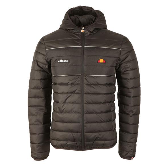 Ellesse Mens Grey Huzello Padded Jacket main image