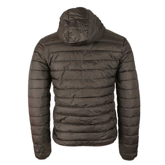 Ellesse Mens Grey Huzello Padded Jacket main image