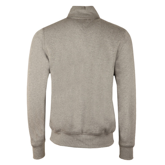 Tommy Hilfiger Mens Grey Berny Full Zip Sweat main image