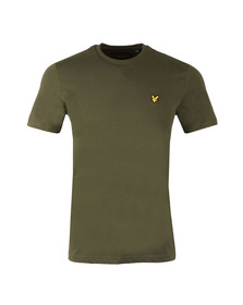 Lyle and Scott Mens Green S/S T-Shirt