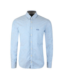 Boss Mens Blue Epreppy Shirt