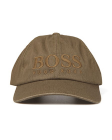 Boss Orange Mens Green Fritz Cap