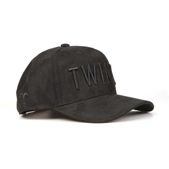 Twinzz Mens Black 3D Trucker Cap main image
