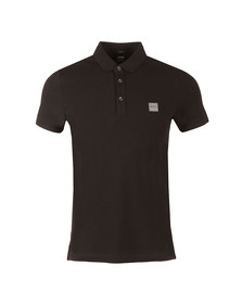 Boss Mens Black Passenger Polo Shirt