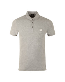 Boss Mens Grey Passenger Polo Shirt