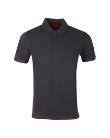 Hugo Mens Blue Donos Polo Shirt