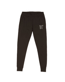 Eleven Degrees Mens Black Poly Pant