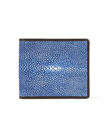 Oliver Sweeney Mens Blue Benson Wallet