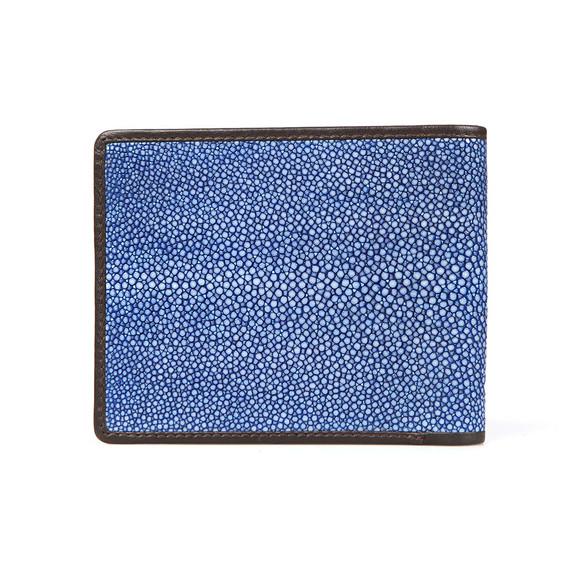 Oliver Sweeney Mens Blue Benson Wallet main image