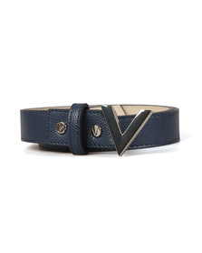 Valentino by Mario Womens Blue Divina Belt