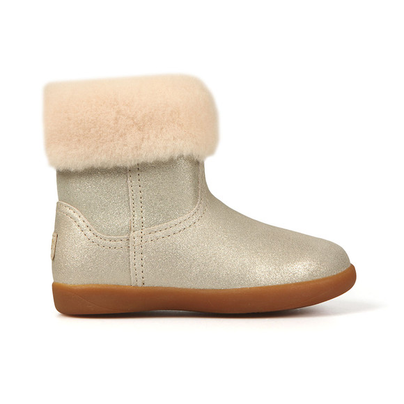 Ugg Girls Gold Ugg Jorie II Boot main image