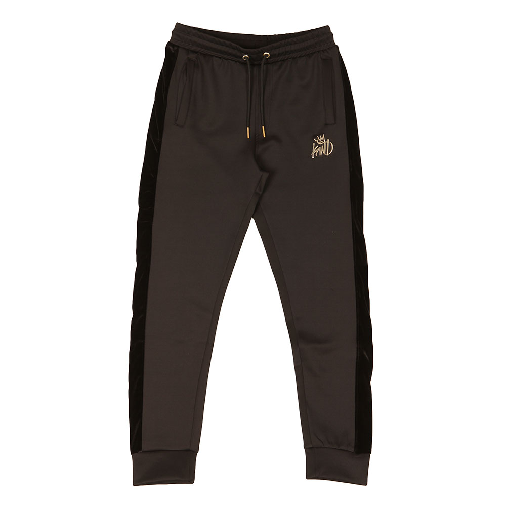 Searles Velour Panel Poly Jogger main image
