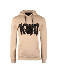 Kings Will Dream Mens Grey Palmdale Overhead Hoody