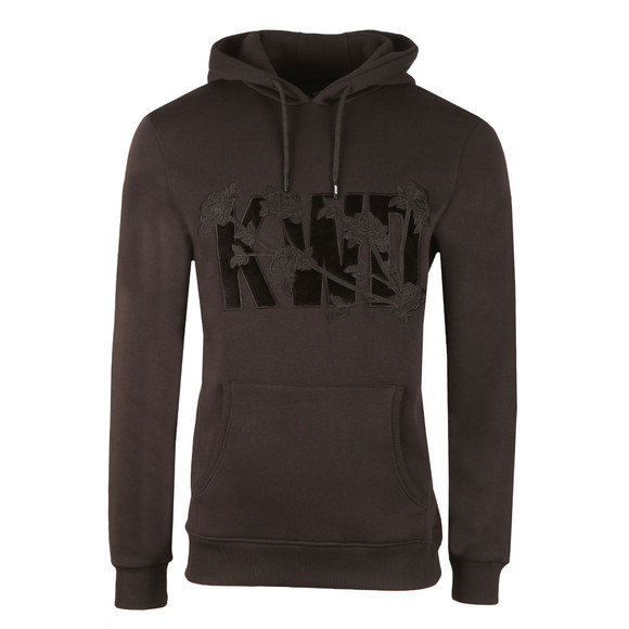 Kings Will Dream Mens Black Palmdale Overhead Hoody main image