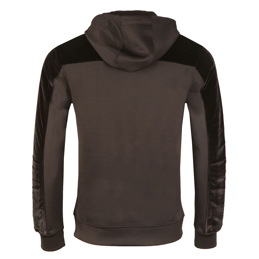 Searles Velour Panel Poly Hoody main image