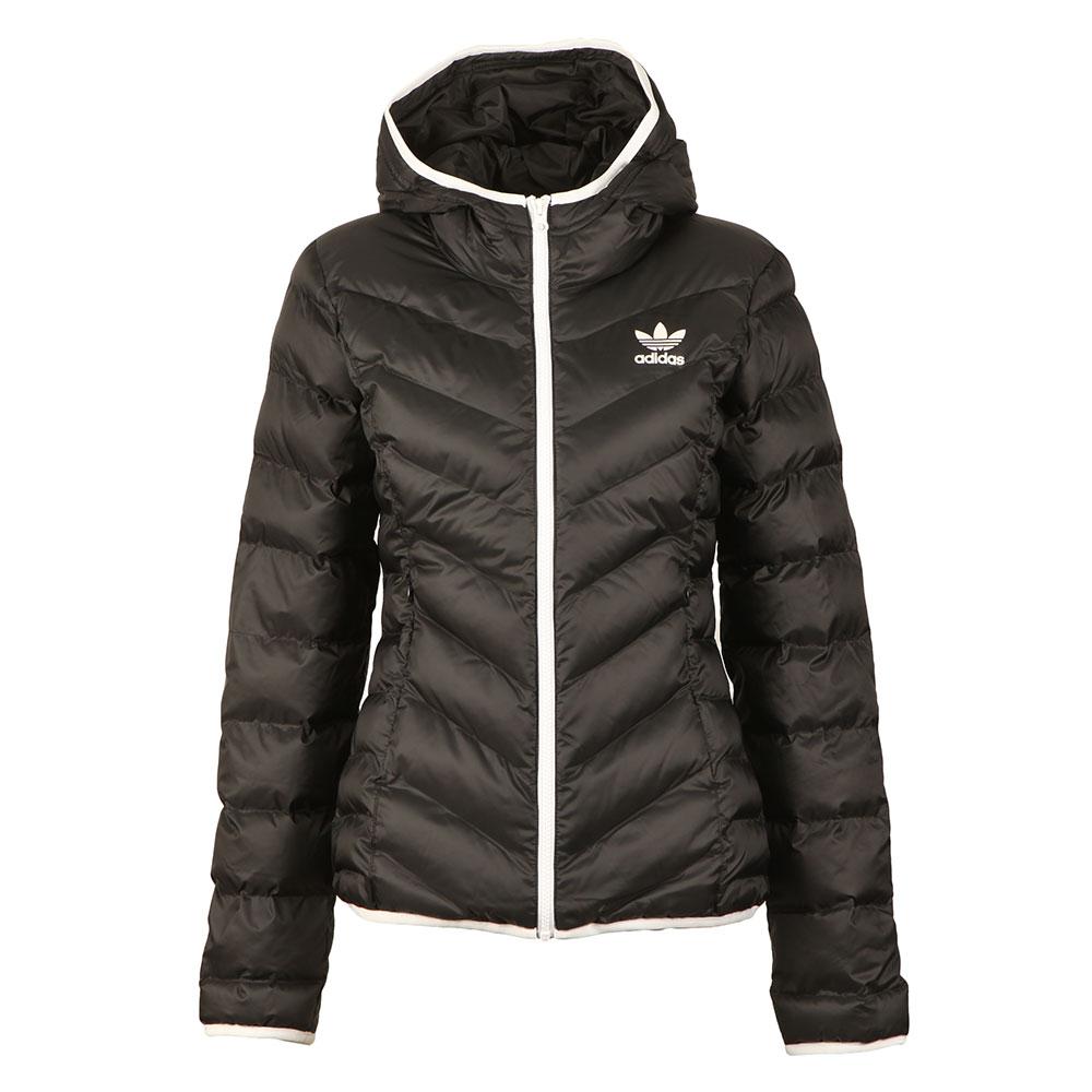 adidas slim padded hooded jacka, adidas Originals SUPERSTAR