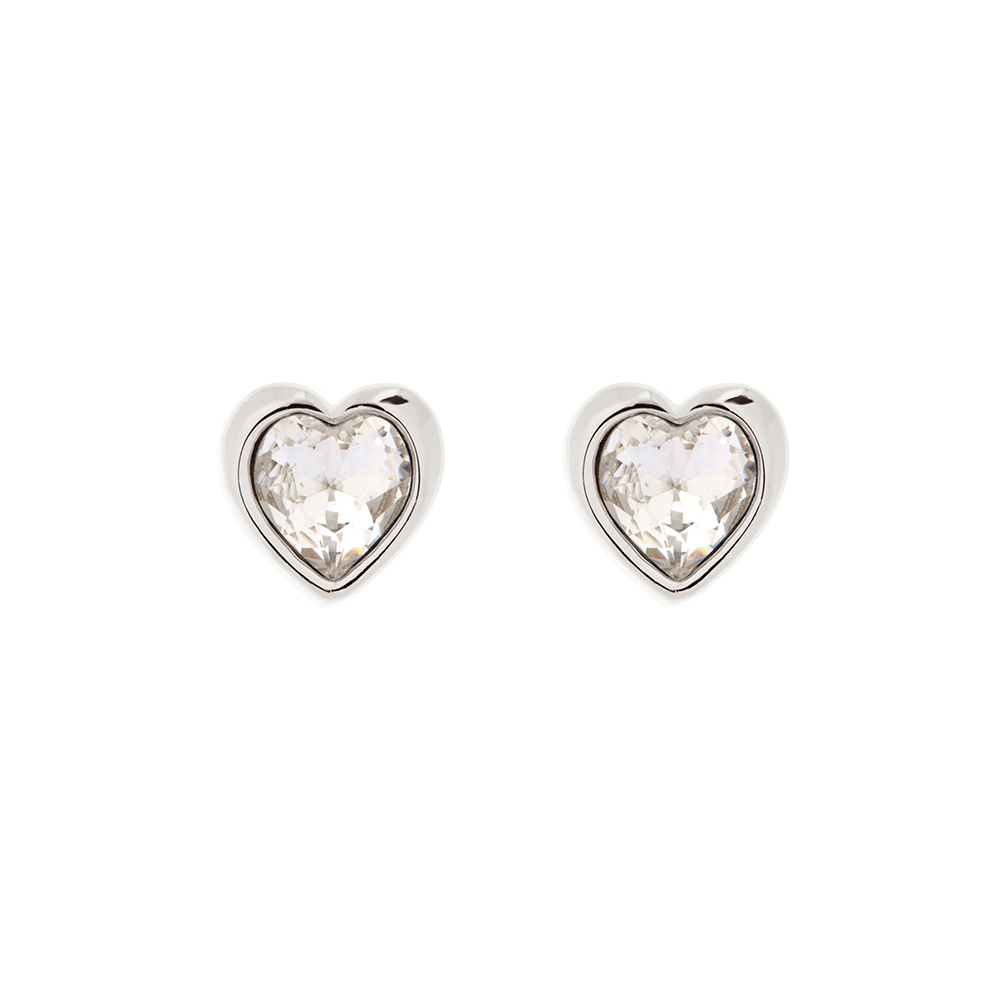 Han Crystal Heart Earring main image