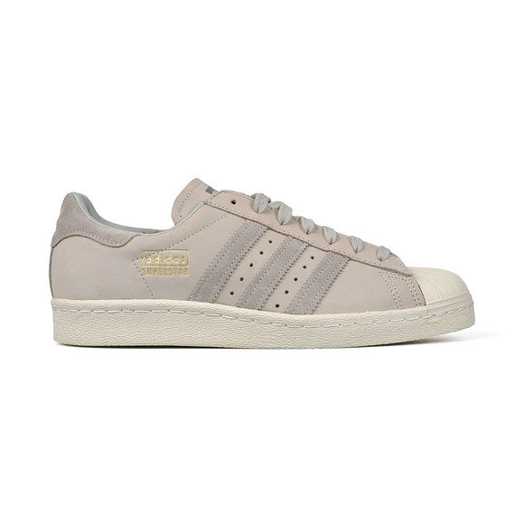 adidas Originals Mens Grey Superstar Trainer