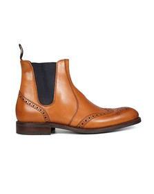Loake Mens Brown Hoskins Calf Boot