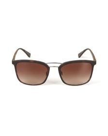 Prada Sport Mens Black 03SS Sunglasses