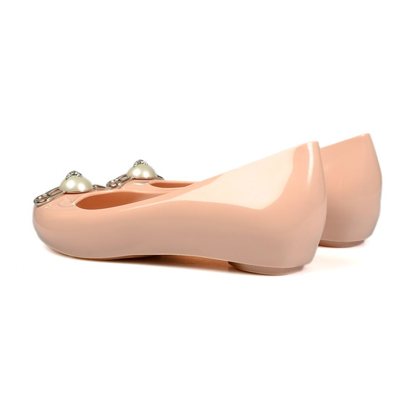 Vivienne Westwood Anglomania X Melissa Womens Pink Ultragirl 19 Pin Shoe main image