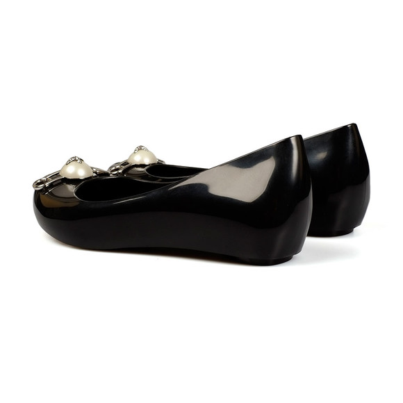 Vivienne Westwood Anglomania X Melissa Womens Black Ultragirl 19 Pin Shoe main image