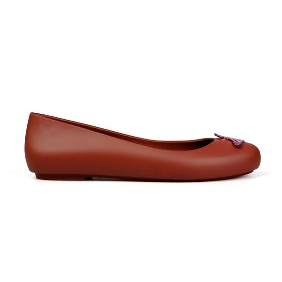 Vivienne Westwood Anglomania X Melissa Womens Purple Space Love Shoe main image