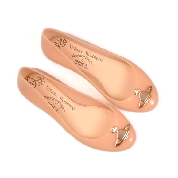 Vivienne Westwood Anglomania X Melissa Womens Pink Space Love Shoe main image