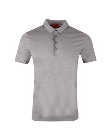 Hugo Mens Grey Diracle Polo Shirt