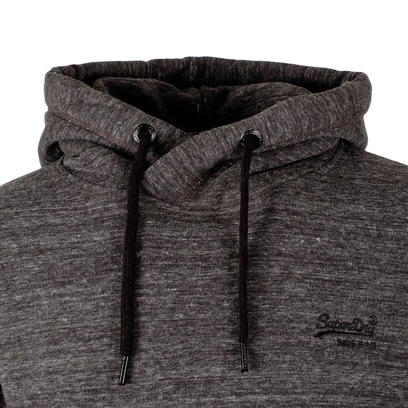 Superdry Mens Grey Orange Label Urban Hood main image