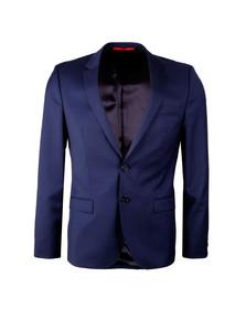 Hugo Mens Blue Arti Blazer