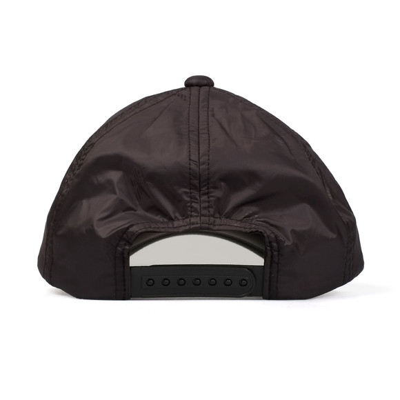 Emporio Armani Mens Black Small Logo Nylon Cap main image