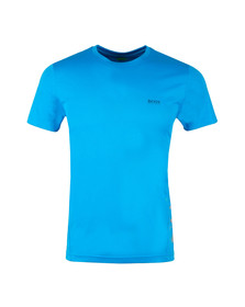Boss Mens Blue TL-Tech T Shirt
