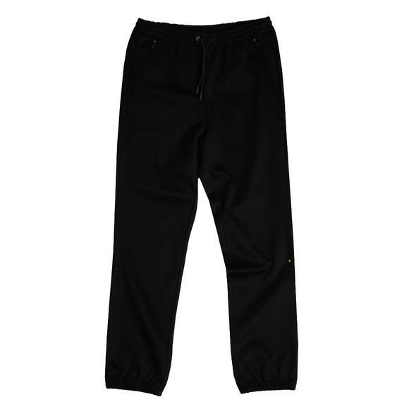 BOSS Mens Black Athleisure HL-Tech Joggers main image