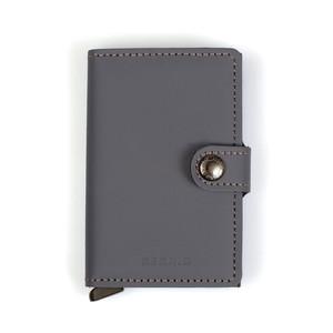 Mini Matte Wallet