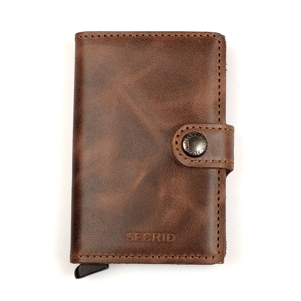 Mini Vintage Wallet main image