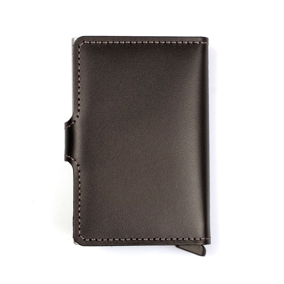 Secrid Mens Black Mini Original Wallet main image