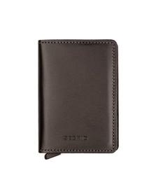 Secrid Mens Black Slim Original Wallet