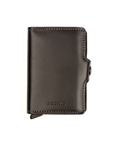Secrid Mens Black Original Twin Wallet