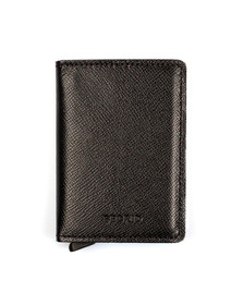 Secrid Mens Black Slim Crisple Wallet