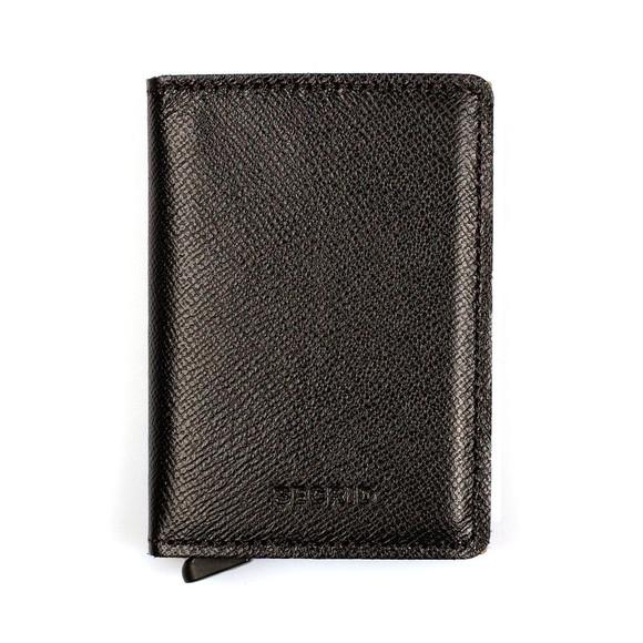 Secrid Mens Black Slim Crisple Wallet main image
