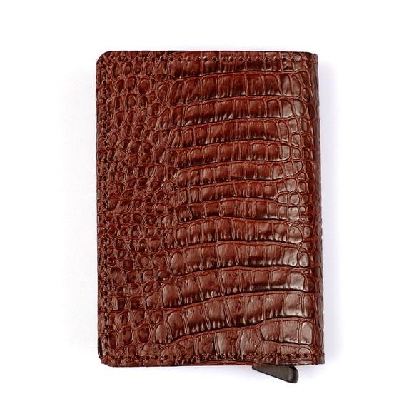 Secrid Mens Brown Slim Nile Wallet main image