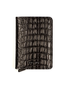 Secrid Mens Black Slim Nile Wallet