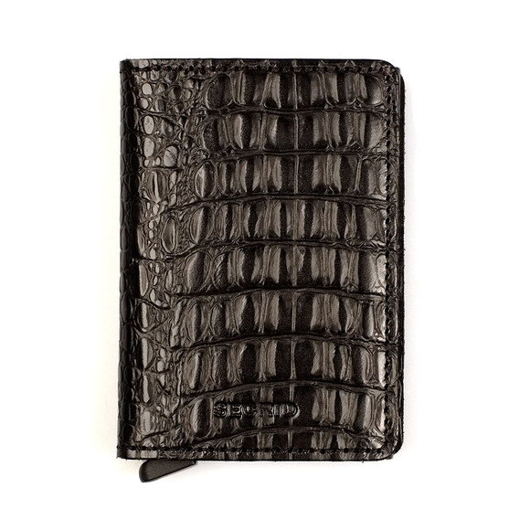 Secrid Mens Black Slim Nile Wallet main image