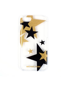 Michael Kors Womens Transparent Iphone 7/8 Plastic Cover