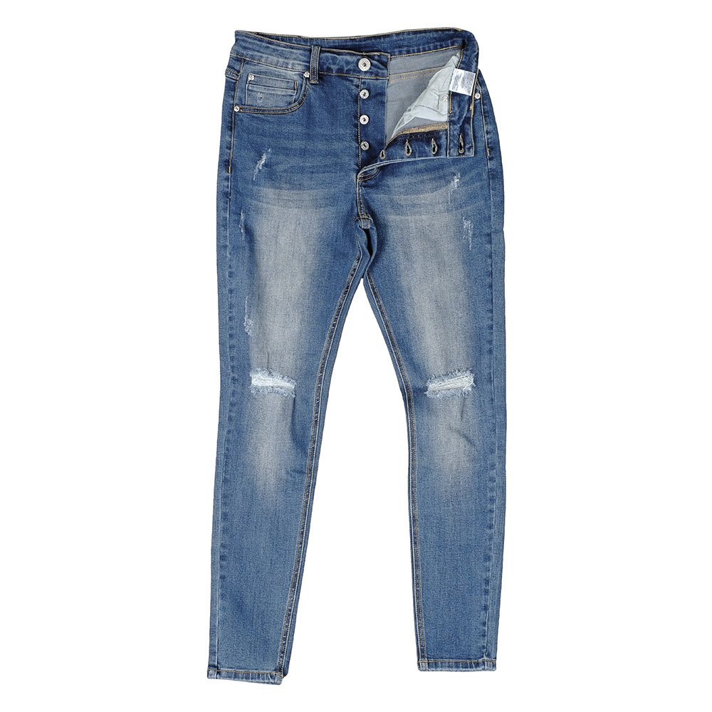 Lumor Distressed Jean main image