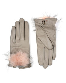 Ted Baker Womens Grey Pomi Glove