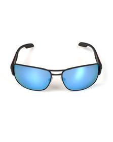 Prada Sport Mens Black Prada 0PS 53NS Sunglasses